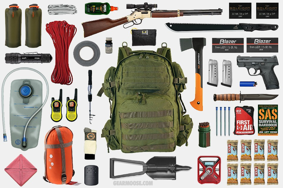 To More Inexperienced Preppers Creating A Bugout Bag Might Seem Easy Just Find Bunch Of Survival Stuff Throw It Into Sack And You Re Good Go
